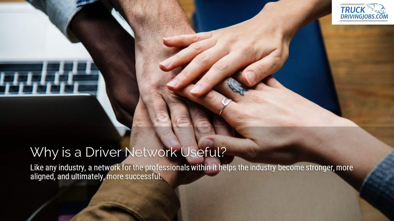 American Driver Network TruckDrivingJobs.com Slide2