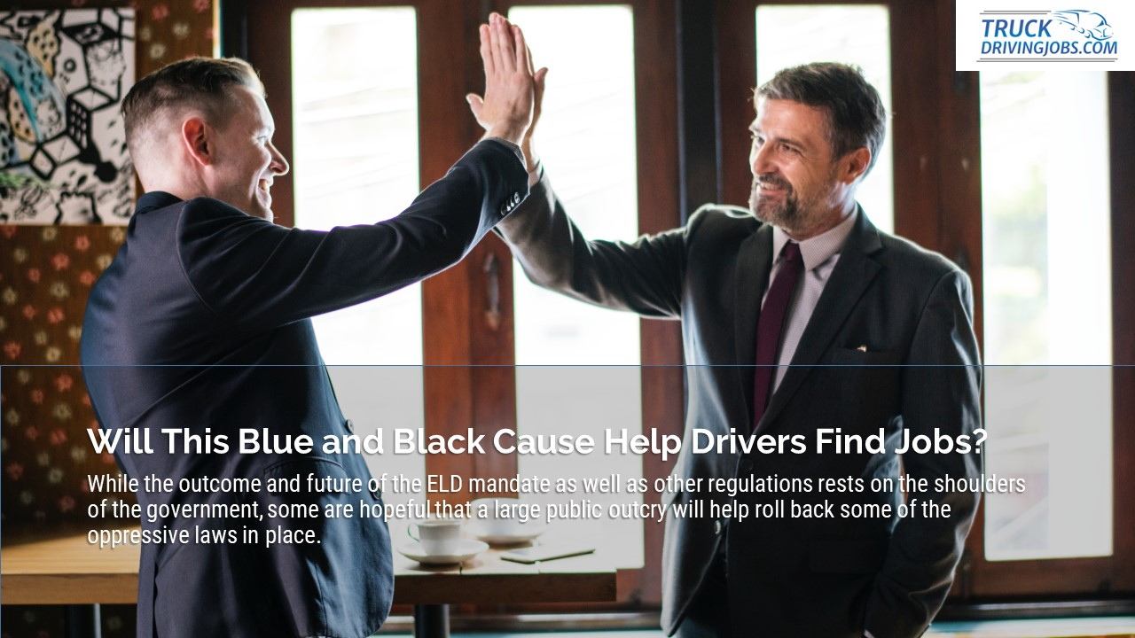 Operation Black And Blue Truck TruckDrivingJobs.com Slide8