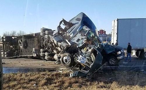 David Lambeth dies in crash