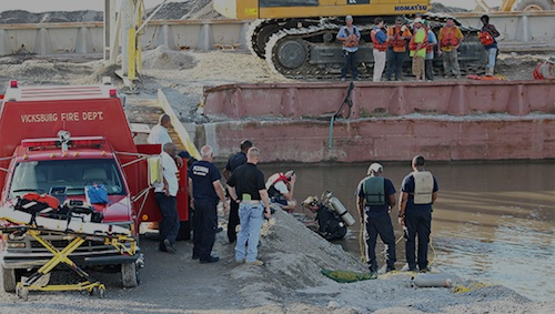 Search for dump truck driver