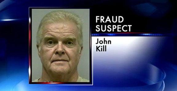 Fraud Suspect