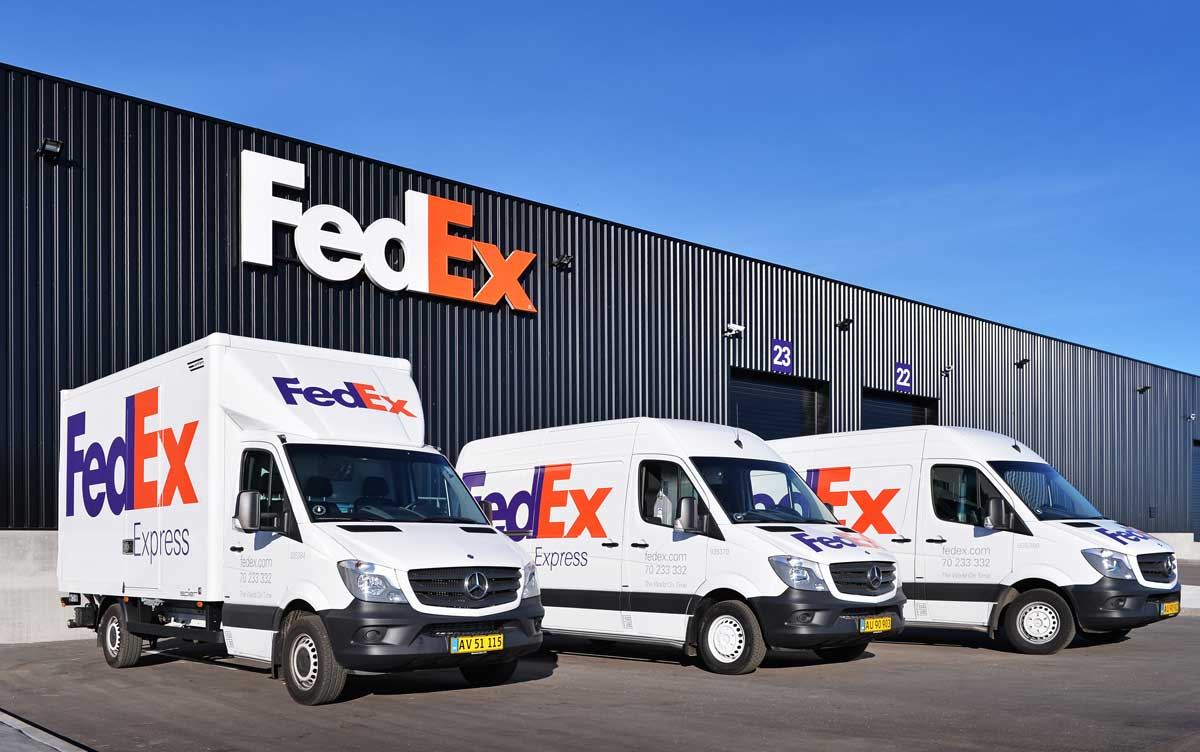 FedEx fleet revved up and ready to deliver