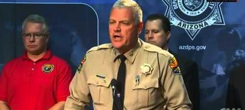 Arizona shooting press conference