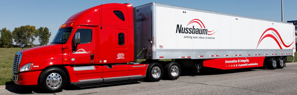 Nussbaum ready to deliver to the lower 48