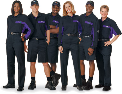 The team at FedEx - Drivers for all ocassions