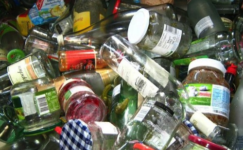 truck driver arrested in recycling scam