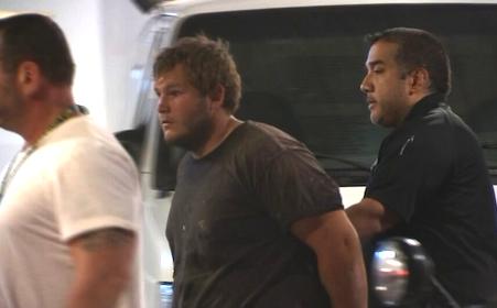shooter suspect arrested