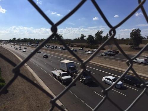Arizona Freeway shootings