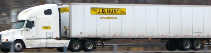 JB Hunt Truck Fleet