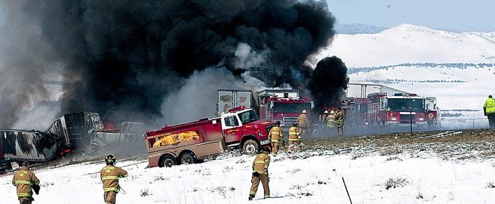 I-80 Crash