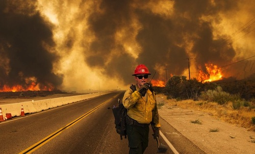 California declares emergency
