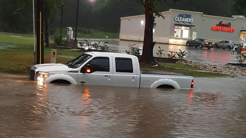 Texas flash floods