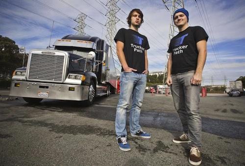 Trucker Path is Uber of Trucking