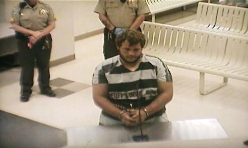 Merritt speaks in court