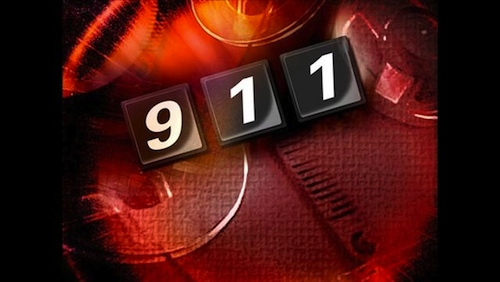 Truck Driver's 911 Call