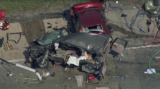 I-55 Crash