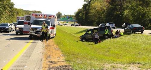 Ohio Highway 30 Crash
