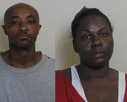suspects arrested after robbing truck driver