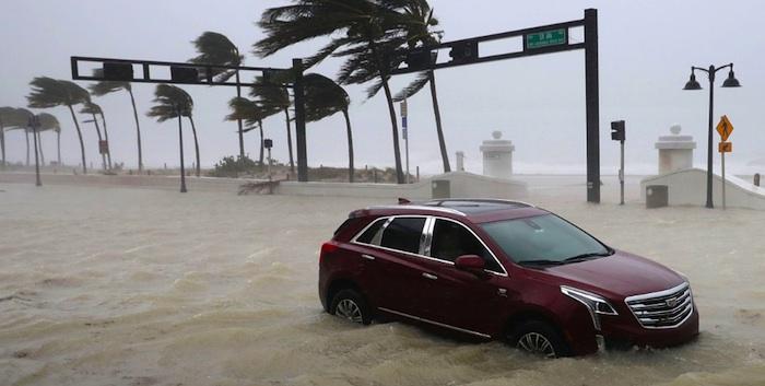 Irma floods Jacksonville
