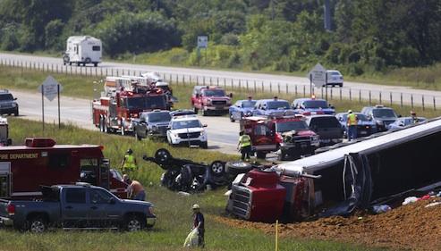Fatal I-94 Crash