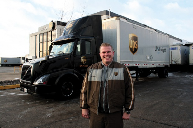 Ups Package Delivery Driver Pay >> A Look At The Average Ups Driver Salary