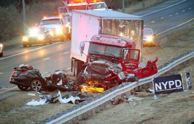 Fatal Truck Crash