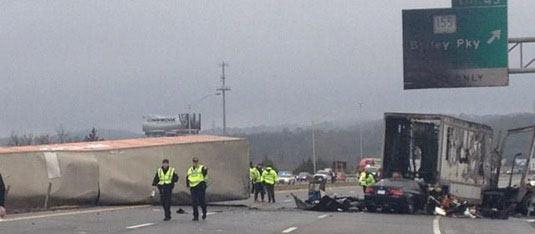 I-24 Crash
