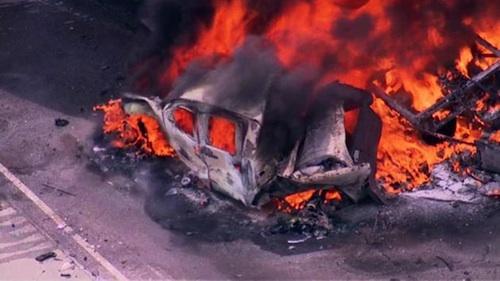 Motorist dies in 1-55 crash