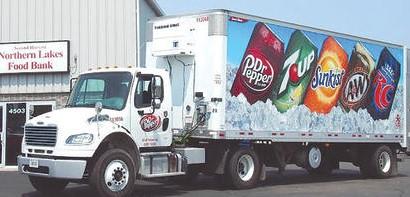 Bringing Beverages to consumers
