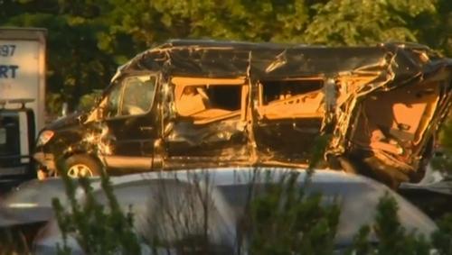 Findings of Morgan Walmart Crash