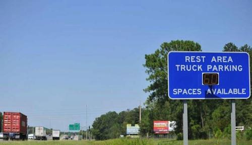 FDOT launches truck parking program