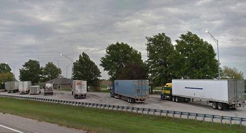 truck driver murdered