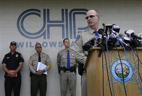 CHP Investigation Faults FedEx Driver
