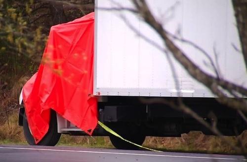 victim found dead in box truck