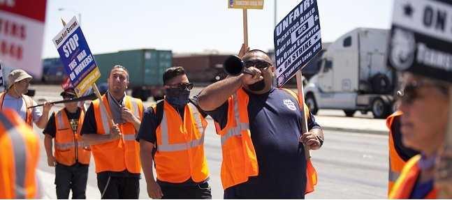 Wage Theft Strike