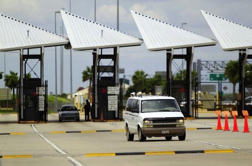 Hidalgo border patrol