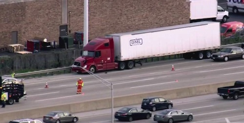 truck driver killed in road rage incident