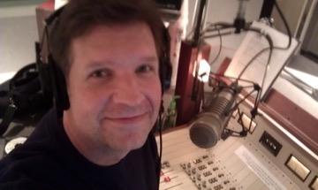 Eric Harley In Studio