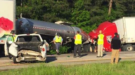 Fatal Accident in Georgia