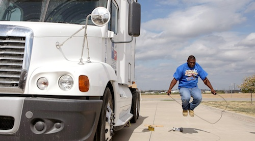 truck driver health