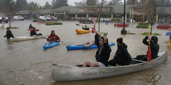 Healdsburg CA Storm