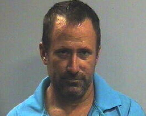 Ben Brewer arrested