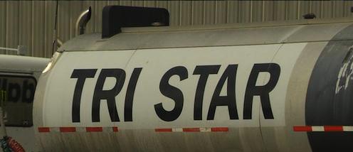 tri star tanker truck