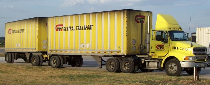 Central Trans sporting yellow