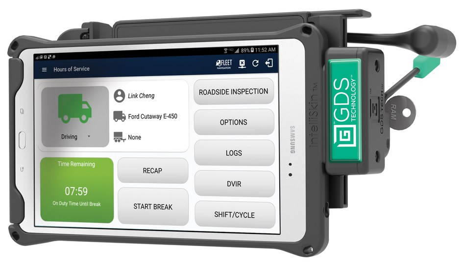 Calling all Truckers: New ELD Technology Keeps Track of Hours