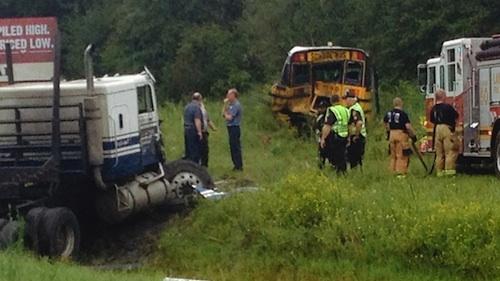 2014 Florida School Bus Crash