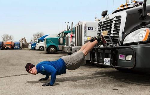 truck driver fitness