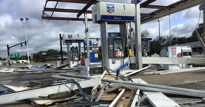 Gas shortage in Florida after Irma