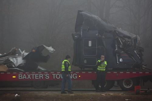 I-96 crash