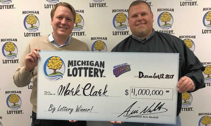 truck driver wins lottery